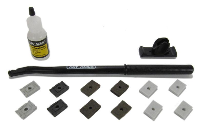 for TT4550 Rail Tracker Cleaning Kit Woodland Scenics TT4551 Rescue Pads 2
