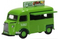 oxford-diecast-76cit004-citroen-h-catering-van-glorias-blooms-front-side