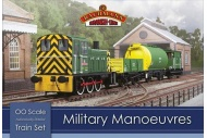 Bachmann 30-130 Military Manoeuvres OO Gauge Train Set