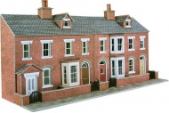 Metcalfe PO274 Low Relief Terraced House Fronts