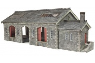 metcalfe-po336-settle-carlisle-goods-shed-card-kit