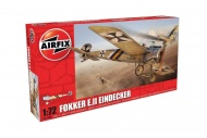 Airfix A01086 Fokker Ell (Late) Eindecker 1:72 Scale Kit Box