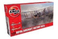 airfix a02104 royal aircraft factory be2c scout model aircraft kit
