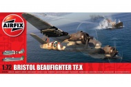 Airfix A04019A Bristol Beaufighter TF.X 1:72 Scale Model Aircraft Kit