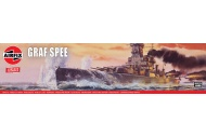Airfix A04211 Graf Spee 1:600 Scale Plastic Kit