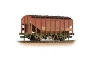 Bachmann 33-131 35 Ton PAV Bulk Grain Wagon BRT Brown - Weathered