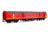 Bachmann 39-422 BR Mk1 POS Post Office Sorting Van Royal Mail Travelling Post Office Front Left