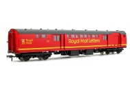 Bachmann 39-430A BR Mk1 POS Post Office Sorting Van Royal Mail Letters Front Left