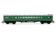 Bachmann 39-603 SE And CR 60ft Birdcage Brake Third Lavatory SR Malachite Green