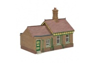 Bachmann 44-091G Bluebell Office And Store Room Green And Cream