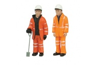 Bachmann Scenecraft 47-402 Lineside Workers B