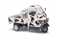 Busch 60004 Piaggio Ape 50 With Cow Patch
