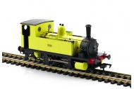 Dapol 4S-018-010 B4 0-4-0T Sussex Yellow Front Right