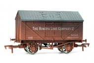 Dapol DA4F-017-002 Lime Wagon Minera Weathered