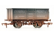 Dapol DA4F-030-008 16t Steel Mineral Wagon Atkinson And Prickett Weathered