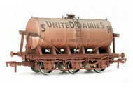 Dapol DA4F-031-002 6 Wheel Milk Tank SR United Dairy Weathered