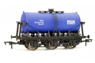 Dapol DA4F-031-005 6 Wheel Milk Tank MMB