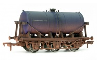 Dapol DA4F-031-010 6 Wheel Milk Tank Express Dairy Weathered
