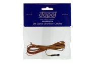 Dapol 4a-001-014 2m Extension Cable For Dapol Signals