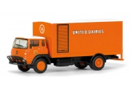 EFE 22911 Bedford TK 2 Axle Short Box Van United Dairies