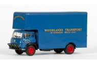 Exclusive First Editions 23605 Bedford TK Luton Box Van Woodlands Transport