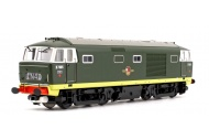 EFE Rail E84001 Class 35 'Hymek' D7005 BR Two-Tone Green Front Left