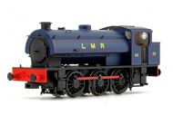 EFE Rail E85005 J94 Saddle Tank 195 Longmoor Military Railway Lined Blue Front Left