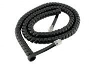DCC Concepts DCD-ACL RJ12 6 Pin Curly Cord for NCE Powercab/Cobalt Alpha