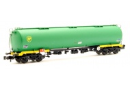graham-farish-373-561-100-ton-tea-bogie-tank-wagon-bp-green