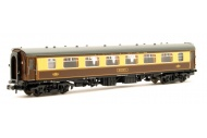 Graham Farish 374-202 BR Mk1 FP Pullman First Parlour Car Ruby Umber And Cream