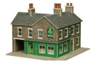 model railway buildings category