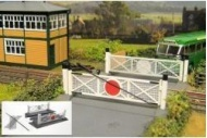 Model Railway Level Crossings