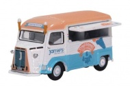 Oxford Diecast 76CIT001 Citroen H Type Catering Van