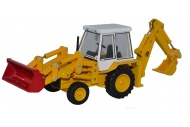 Oxford Diecast 76JCX001 JCB 3cx 1980s