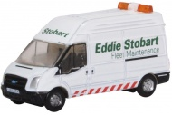 Oxford Diecast NFT021 Ford Transit Mk5 Stobart Fleet Maintenance