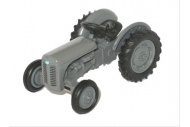 Oxford Diecast OD76TEA001 Ferguson Tea 20 Tractor Grey