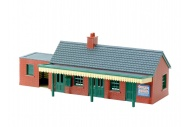 Peco NB-12 Brick Type Country Station Building Plastic Kit
