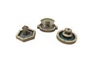 Metcalfe PN823 Stone Fountains N gauge Card Kit