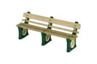 Metcalfe PO501 GWR Station Benches Card Kit