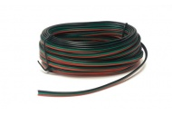 Gaugemaster GMC-PM51 Seep Point Motor Wire Red/Green Black Tripled 10m