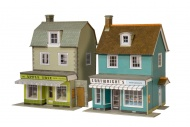 SuperQuick SQB22 Country Town Shops