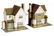 Superquick SQB23 2 Detached Houses Card Kit