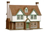 SuperQuick SQB24 Greystones Farmhouse OO Gauge Card Kit