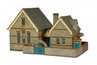 SuperQuick SQB31 The Village School OO Gauge Card Kit