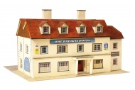 SuperQuick SQB33 The Railway Hotel OO Gauge Card Kit
