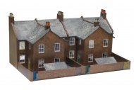 Superquick SQC05 Four Red Brick Terraced Backs