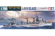 Tamiya 31909 British E Class Destroyer 1:700 Scale Plastic Kit