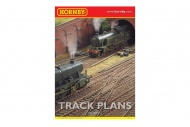 Hornby R8156 Track Plans Book Cover