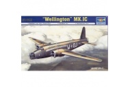 Trumpeter 1626 Vickers Wellington MK.IC 1:72 Scale Model Aircraft Kit