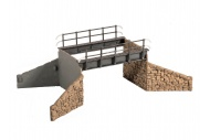 Wills Kits SS28 Single Track Occupational Bridge